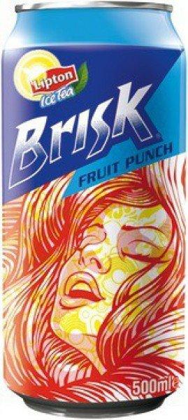 [Lokal Ingolstadt] Lipton Brisk Ice Tea Fruit Punch bei Thomas Philipps Ingolstadt