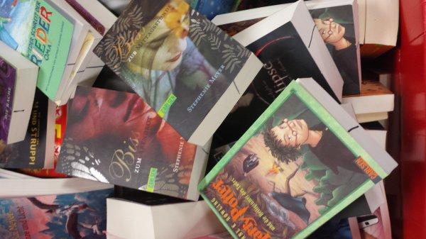 [offline] Taschenbücher günstig bei Woolworth
