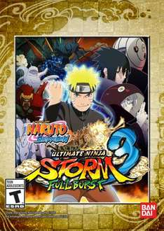 [Steam] Naruto Shippuden: Ultimate Ninja STORM 3 Full Burst