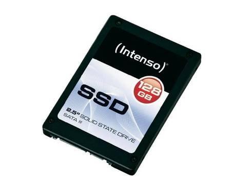 Intenso 128GB Top III SSD für 45,72€ @MeinPaket