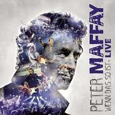 Amazon gratis MP 3 Song : Peter Maffay - Wenn der Himmel weint (Live @ Zenith)