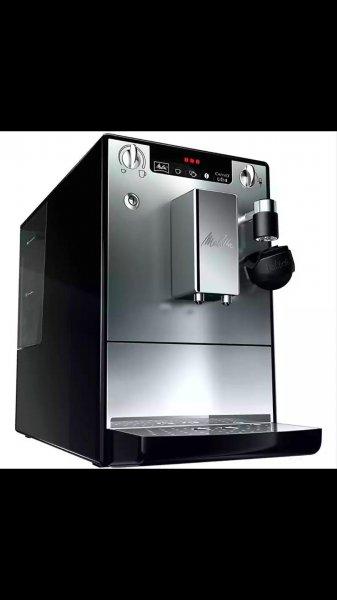 Melitta E955-103 Caffeo Lattea Kaffe Espressovollautomat