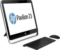 HP Pavilion 23-g002eg All-in-One Desktop-PC für 499€ @HP