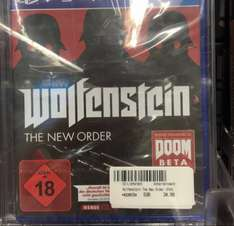 Wolfenstein: New Order PS4 (MediMax Rostock)