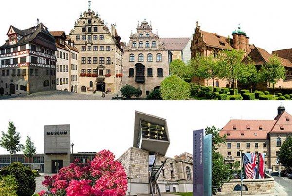 20 Jahre Museen der Stadt Nürnberg - DER EINTRITT IST FREI -