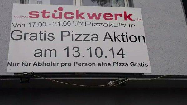 [LOKAL LEVERKUSEN] Gratis Pizza für Abholer