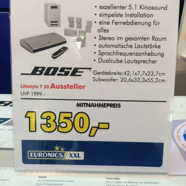 Bose Lifestyle t20