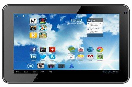 """[Marktkauf Nürnberg] Denver TAD-70042 7"""" Tablet 8GB Speicher, 1 GB RAM, 1,5 GHZ Dualcore, Bluetooth, 800x480"""