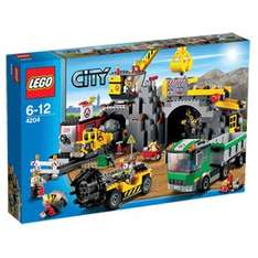 [ Real.de ]  Lego City Bergwerk 4204   41,65€