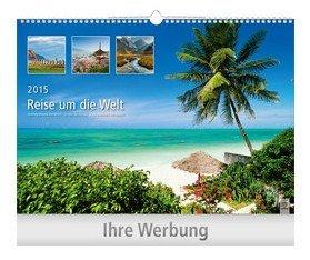 Kostenlose Kalender 2015 - 5 Gratisexemplare ohne Versandkosten, große Auswahl