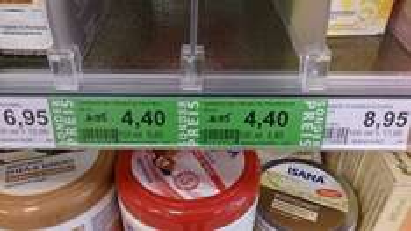 [rossmann] greenlabel bb cream anti falten