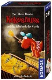 Der kleine Drache Kokosnuss - Das Geheimnis der Mumie - Kosmos 710866 - Brettspiel