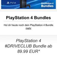 Ps4 Bundle bei gamestop!