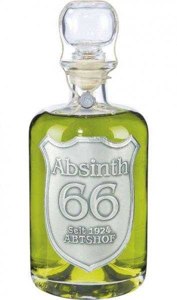 [KAUFLAND BUNDESWEIT] Abtshof Absinth 66% 0,5l