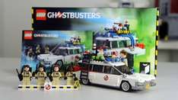 Lego 21108 Ghostbusters 30 Jährige Jubiläumsausgabe bei Kaufhof