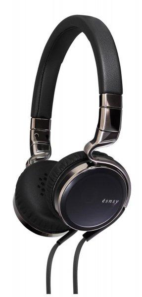 [amazon.fr] JVC HA-SR75S-B-E On-Ear-Kopfhörer mit Mikrofon und Fernbedienung schwarz inkl. Vsk für 35.72 €