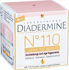 Diadermine Hautcreme N110 Creme (Kaufland) für 4,44 EUR (mit Gutschein 2,44), kombinierbar mit Diadermine Aktion Gesichtsbürste