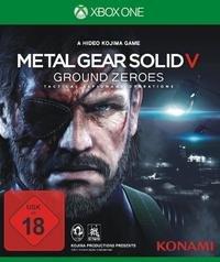 Metal Gear Solid: Ground Zeroes (Xbox One) für 14,99€ @Thalia/Buch/Bol.de
