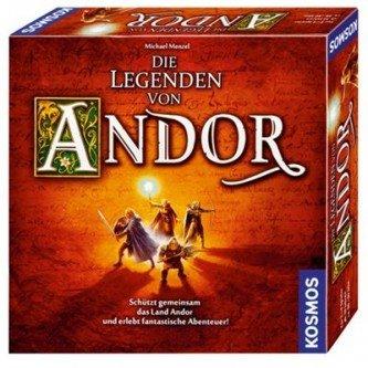 Die Legenden von Andor - Brettspiel - @Müller Onlineshop