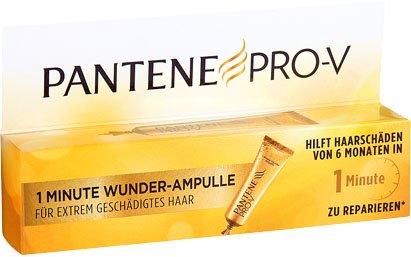 [KAUFLAND BUNDESWEIT] Pantene Pro-V 1 Minute Wunder-Ampulle für geschädigtes Haar 15ml