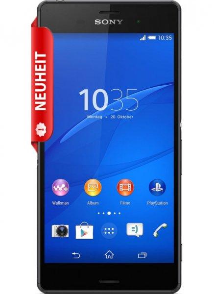 Sony Xperia Z3 inkl. Vodafone Smart L für ca. 630 €