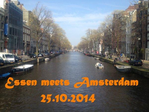 Amsterdam Tagesbusreise am 25.10.2014 ab Essen HBF für 22Euro p.P.