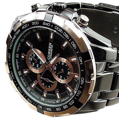 [Amazon] Eine Uhr für Herren. 2,64 € inkl. VSK