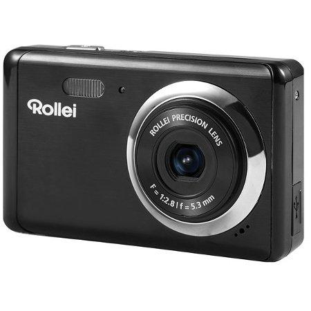 EUR40,00 für 12-Megapixel Rollei-Compactline83 Kamera bei mediamarkt.de