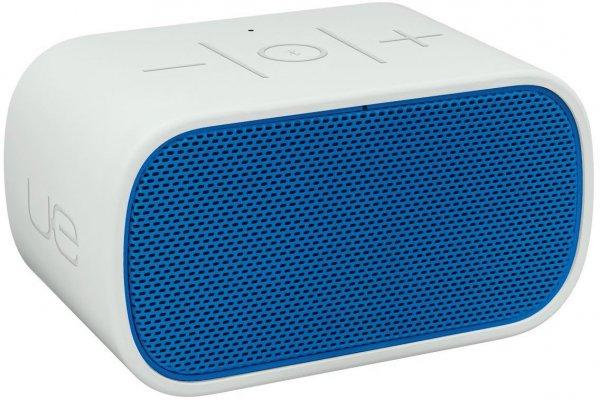 eBay WoW: Logitech UE Mobile Boombox blau Bluetooth 10h Akkulaufzeit Freisprecheinrichtung @ 55 Euro inkl. Versand