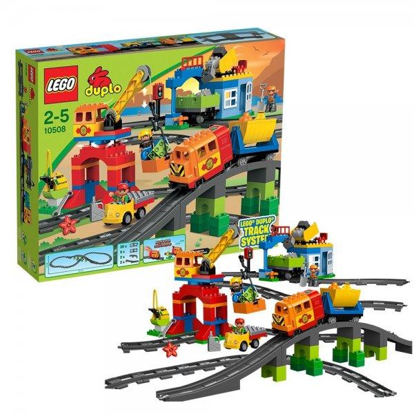 Lego Duplo - Eisenbahn Super Set (10508) für 79,99 EUR inkl. Versand (schnell sein / nur 16 Stück)