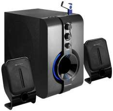Soundanlage Musicman Easy-Blue 2.1 Surround System 29,99€ [ Endet 14:00] -42% ggü. Idealo