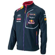 Red Bull Racing Softshelljacke - 70 Euro Rabatt!!!