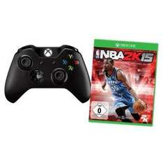 Xbox One Wireless Controller + NBA 2K15 für 79€ @Redcoon.de