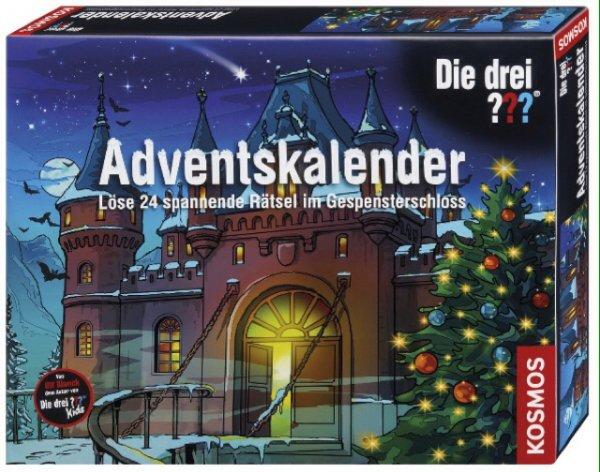 [Lokal Hannover] Die Drei Fragezeichen Adventskalender