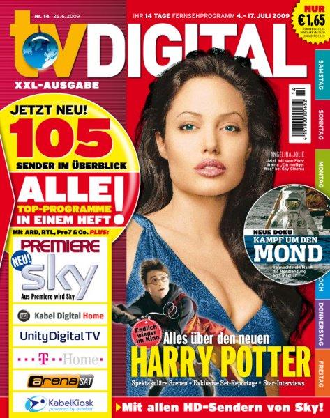 TV Digital XXL 6-Monats-Abo - 3.08€ Gewinn durch Milchmädchenrechnung