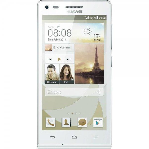 "Huawei Ascend G6 - 4,5 "" 1,2 Ghz Quad Core - weiß & schwarz B-Ware 119 € inkl. Versand"