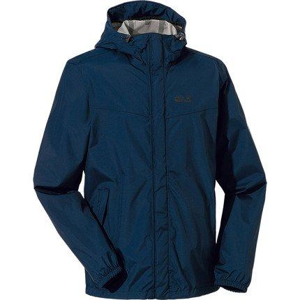 Jack Wolfskin Cloudburst Jacket Männer für 53€ in allen Farben @Globetrotter