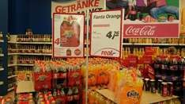 LOKAL Berlin - Mezzo Mix oder Fanta 8x1,5l für 4,76€ + Pfand (40Cent/Liter) im REAL Treptower Park