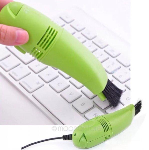 Mini USB-Staubsauger aus China für 1,77 inkl VSK (Idealo 6,07 Euro)