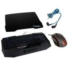 WIEDER DA!!! - ROCCAT Gaming Control King Kit (ISKU, KONE PURE OPTICAL, SIRU, SYVA) - 33% Ersparnis