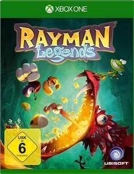 """[Xbox One - Indien Store] Rayman Legends für 11,60€ bei """"Deals with Gold"""". 50% sparen zum dt. Storepreis"""