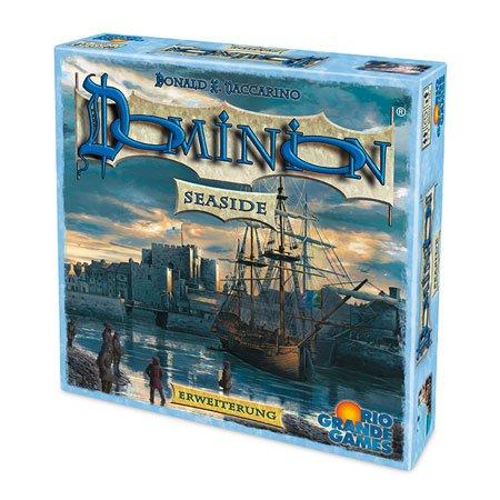 Dominion Erweiterungen (Seaside und Alchemisten / Reiche Ernte) neu aufgelegt - Spiel des Jahres 2009