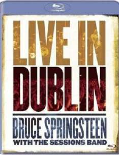 Bruce Springsteen With The Sessions Band - Live In Dublin [Blu-ray] für 5.49€ @ zavvi