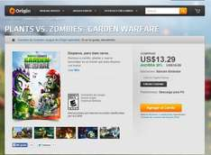 [Origin Mexiko] Plants vs. Zombies - Garden Warfare