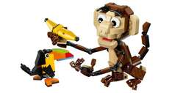 LEGO 31019 Creator: Urwald Tiere