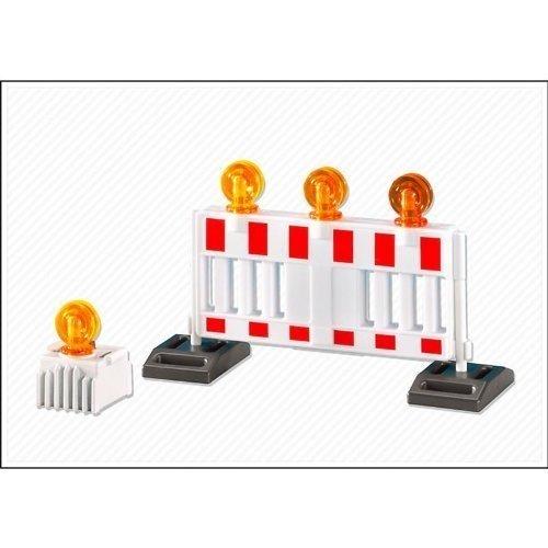PLAYMOBIL 7453 Absperrbake mit Warnlampe ab 3,91€ bei 5 Stück (20,70€) und Qipu (11,49 UVP) @Baby-Markt