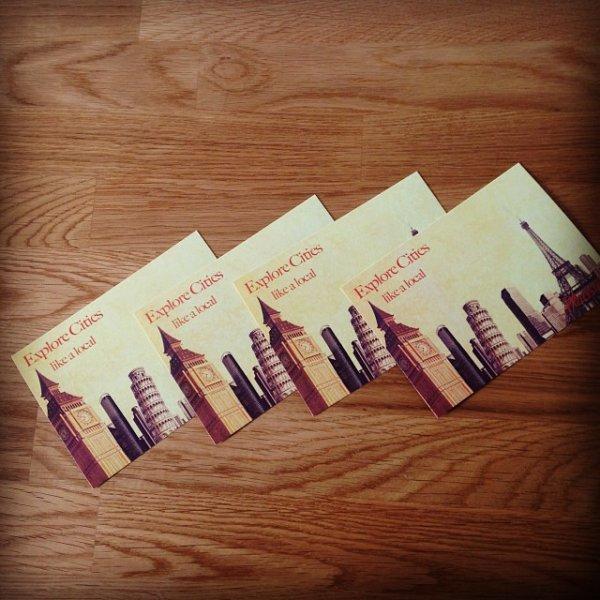 Kostenlose Postkarte mit Europa-Motiv bestellen