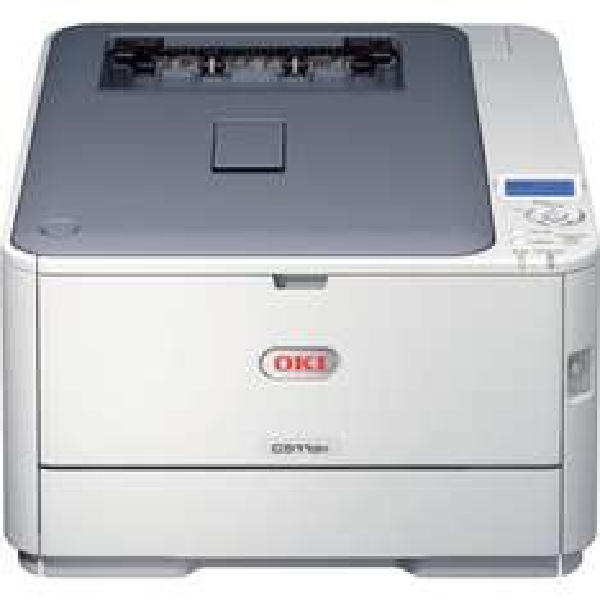 Farblaserdrucker OKI C511dn LAN Duplex