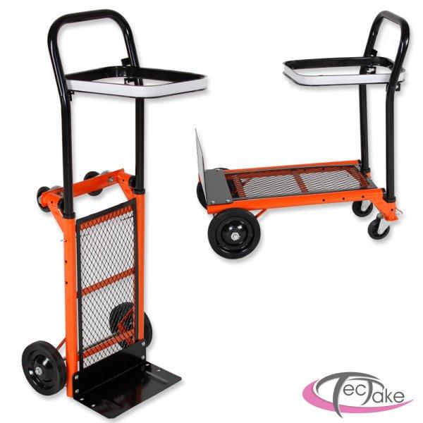 Ebay WoW : Sackkarre Transportkarre klappbar bis 80kg belastbar