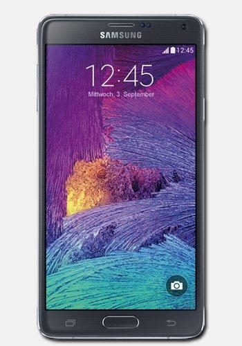 Samsung Galaxy Note 4 mit Vodafone Smart L (Allnet-Flat) für 1 Euro [handyflash.de]